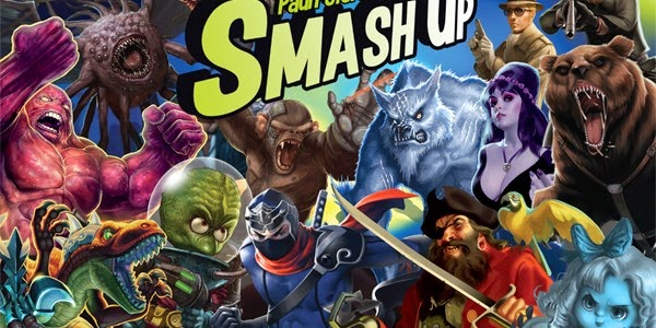 smash up card game geeky box
